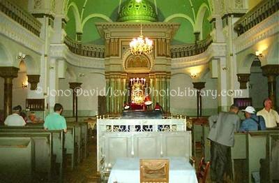 LITHUANIA, Vilnius. Taharat Hakodesh (Choral) Synagogue. (1997)