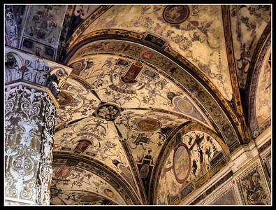Palazzo Vecchio (interior)