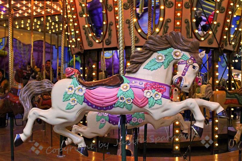 White Horses Running - Judith Sparhawk