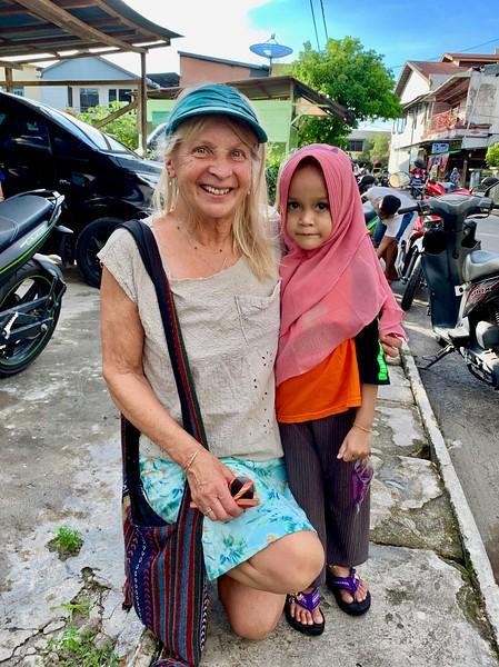Pangkalan Bun, Borneo