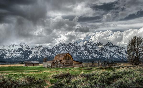 Grand Teton National Park - Utah