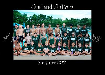 2011 Garland Gators