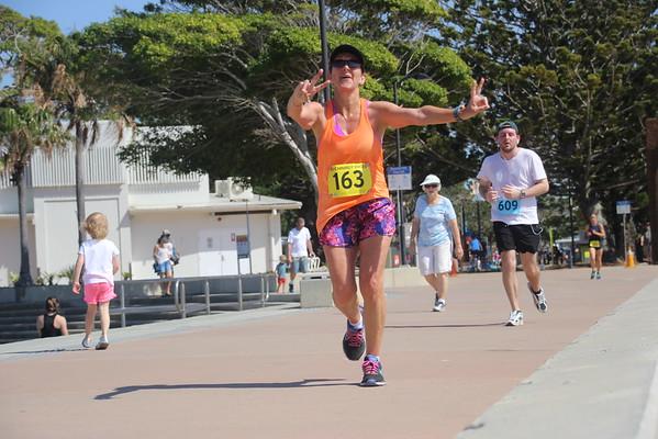 Sri Chinmoy Wynnum Seaside Run 15km, 10km & 5km - 7 October 2019