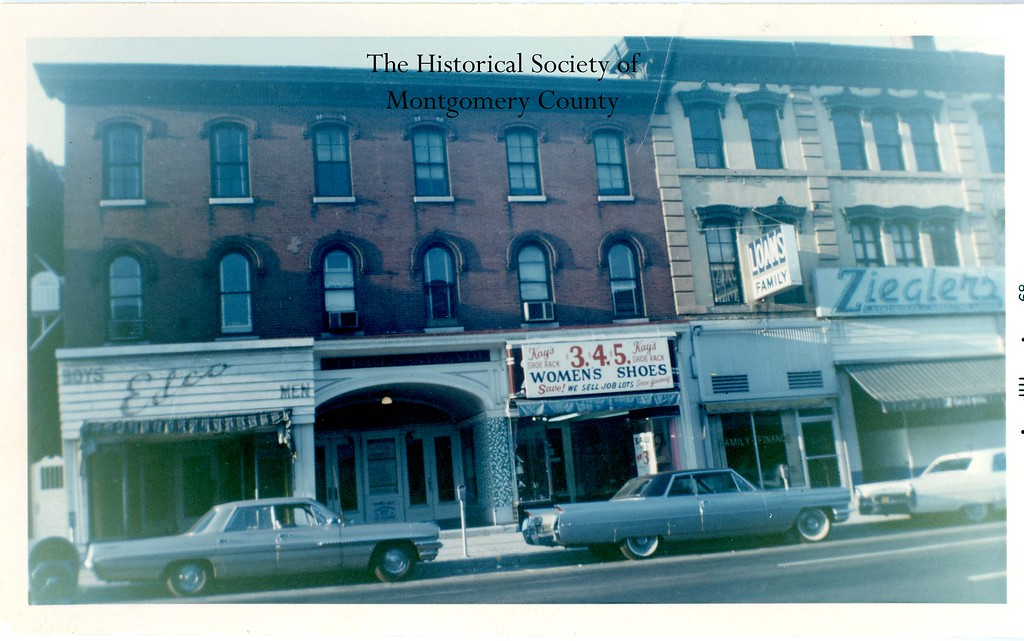 . This photo from the Historical Society of Montgomery County shows East Main Street in Norristown. The Historical Society believes it was taken in the early 1970s.