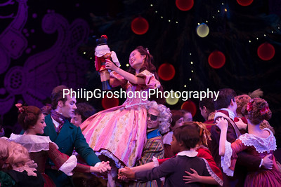 Nutcracker: Clara & Red Cast 2015