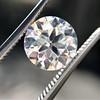 2.07ct Old European Cut Diamond, GIA J VS2 1