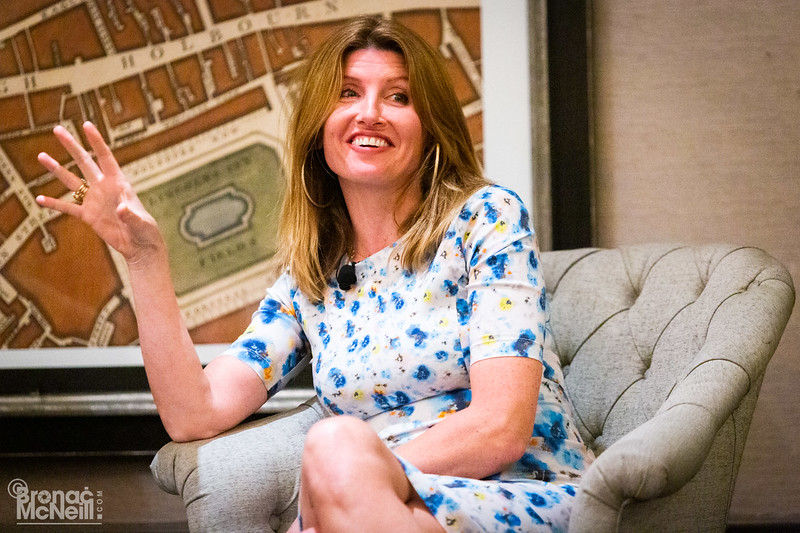 WACL, Sharon Horgan speaker dinner, 25Mar2019