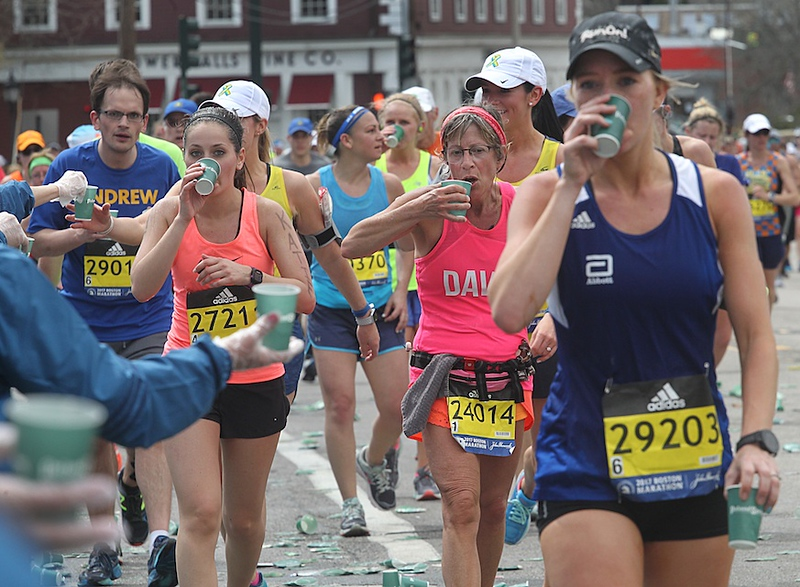 121st Boston Marathon