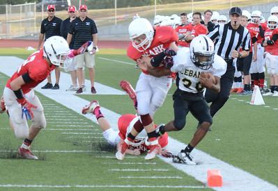 Football - LJHS 8th 2015 - Ozark