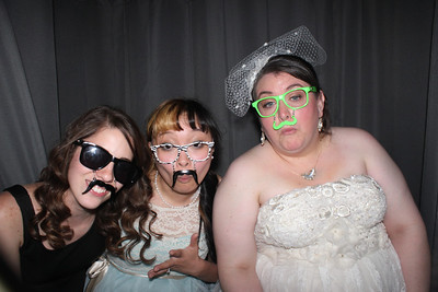 Valerie and John's Photo Booth