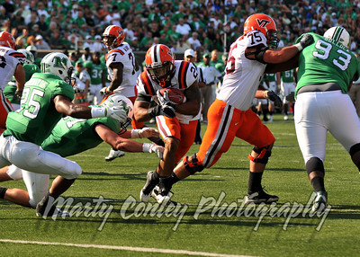 2011 Marshall vs. Virginia Tech
