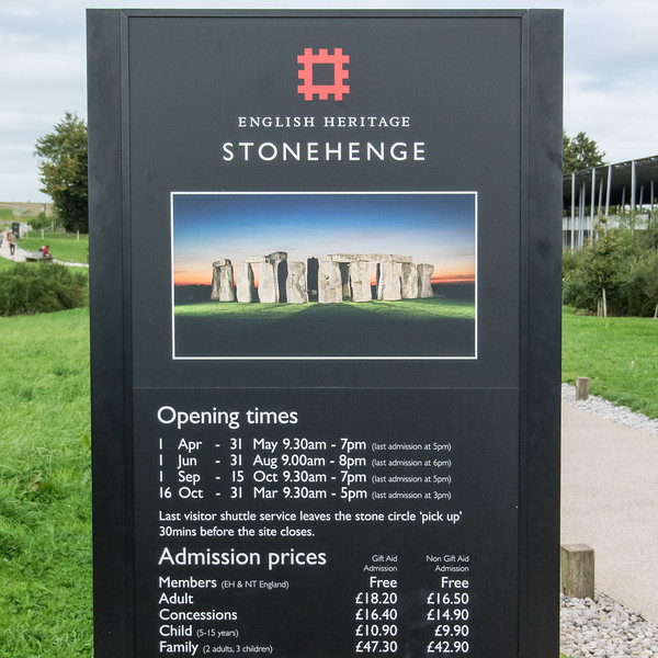 Ancient Stonehenge