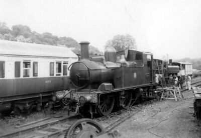 Dart Valley Railway June 1968