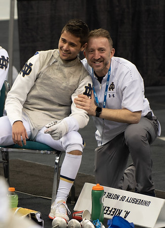 NCAA  Fencing National Championship 2019
