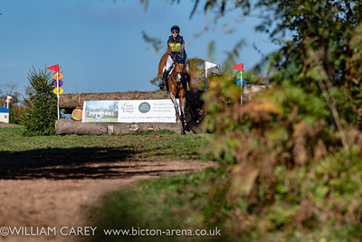 2018-10-21 Bicton Arena International Horse Trials Day 4 before 2pm