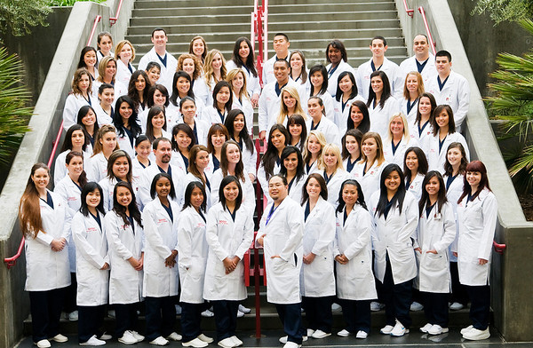 SDSU White Coat Ceremony - March 2010