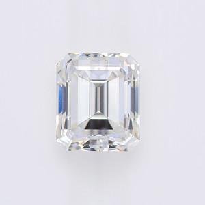 1.01 Vintage Emerald Cut I-SI2 GIA (Sr1404)