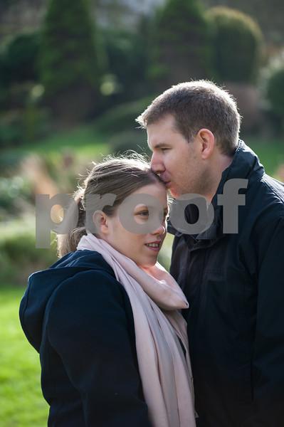 Sara and Steve