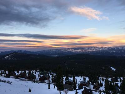 Lake Tahoe Feb 2016