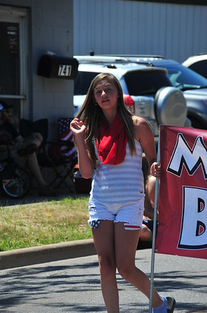 Marquette 4th of July Parade 2016