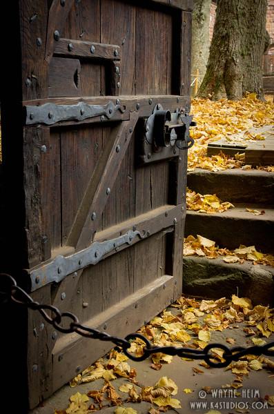 Open Door    Photography by Wayne Heim