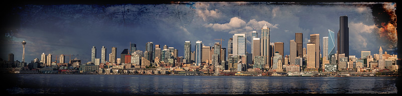 Seattle cruise and city