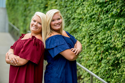 Elizabeth + Rebecca | Senior Portraitss