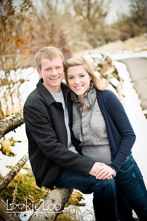 Matt & Lindsay Engagements