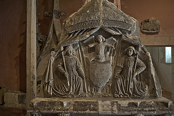 Les collections lapidaires du château de Blois