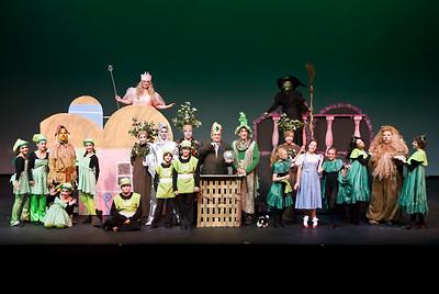 Oz in Costume