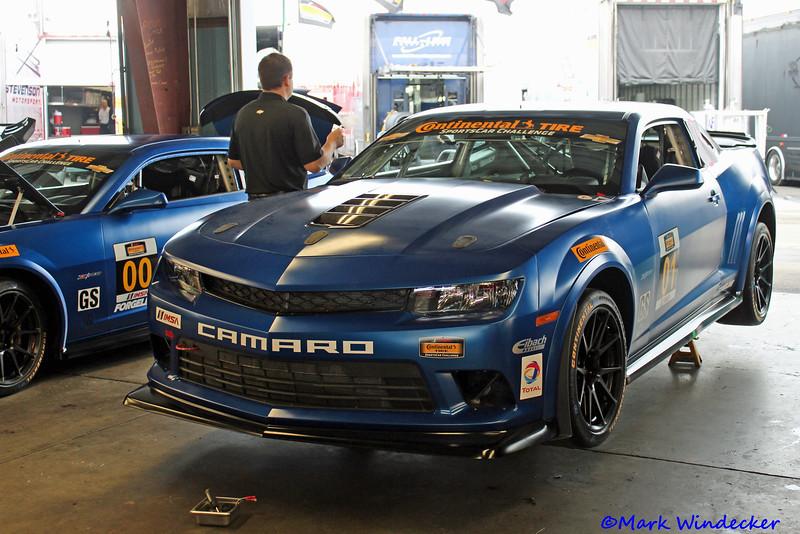 GS-CKS Autosport Camaro Z/28.R