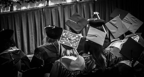 Myra's Gally Graduation
