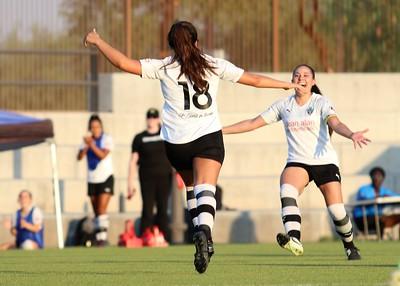 2021 FC Tucson Women over SC del Sol