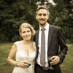 John Ivar og Julie