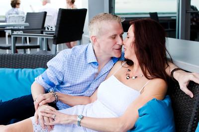 Deborah+Jeff-Engaged