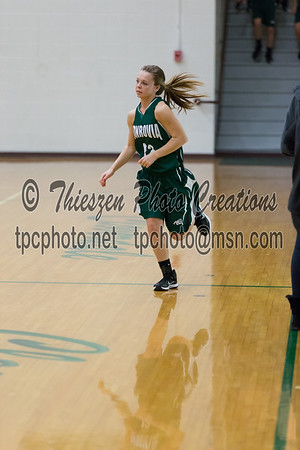 Monrovia vs Cloverdale Girls BB 12-19-14