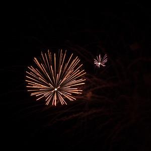 Fireworks Torrington