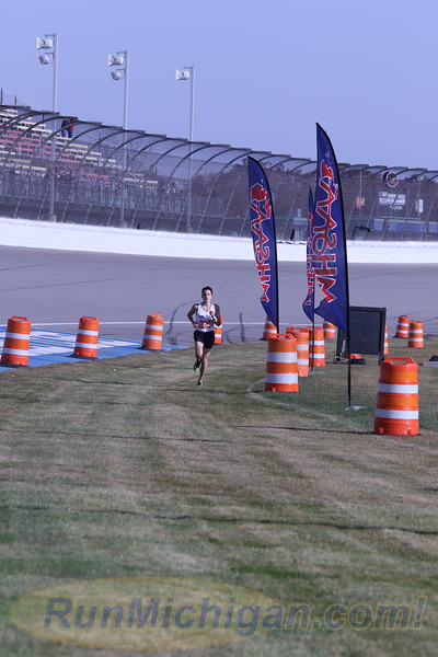 D1 Boys' Finish Section 1 Gallery 2 - 2020 MHSAA LP XC