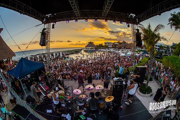 Closer to the Sun - 12/08/19 - Day 4 - Riviera Maya, Mexico