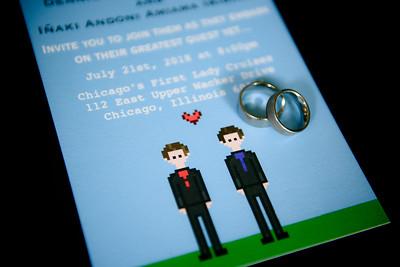 Inaki & Dennis Wedding Story