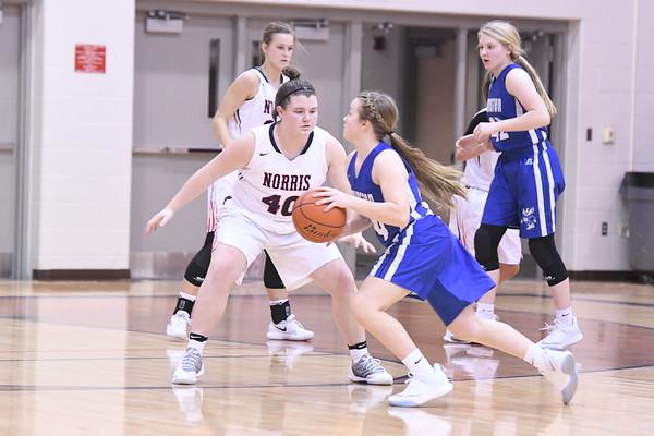 Varsity Girls Basketball vs Bennington-EMC