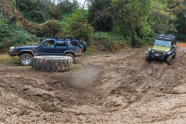 Jeeps - Java - Spruce Grove - October 2017