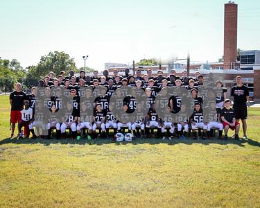 2014 LHJH 8th Football