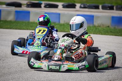 2017 Race 2 St. Louis Karting Association