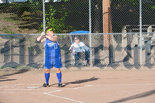 L & B Tack vs Kleins softball