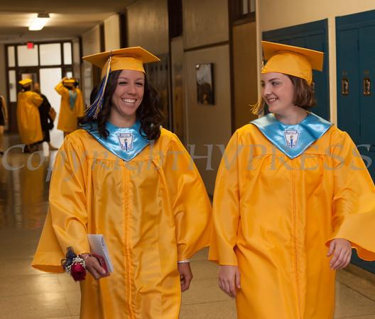 Newburgh Free Academy Graduation 2013
