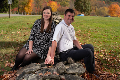 Bridget and Mikhail Engagement