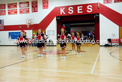 Kingston Springs Cardinals 6th Grade Cheer Vs Ashland City