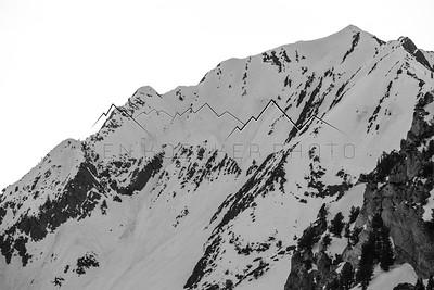 Mount Superior, Wasatch Range, UT