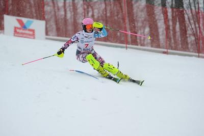 Killington Skills Slalom Jan 6 2019 Run 1